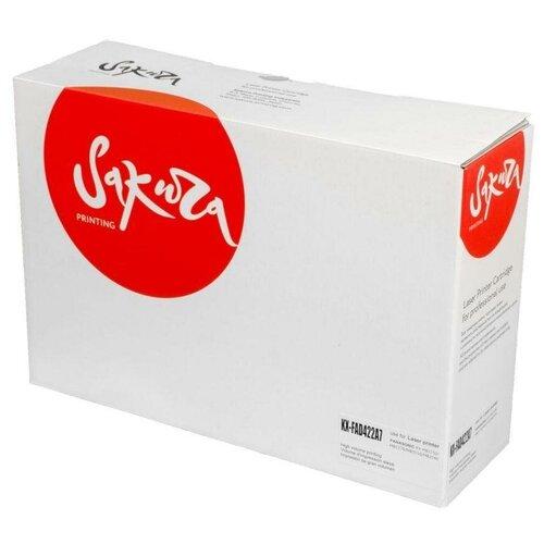 Sakura SAKXFAD422A7 Фотобарабан KX-FAD422A7 черный Photoconductor Drum, совместимый Black 18К для KX-MB2230RU KX-MB2230, KX-MB2270RU KX-MB2270, KX-MB2510RU KX-MB2510, KX-MB2540
