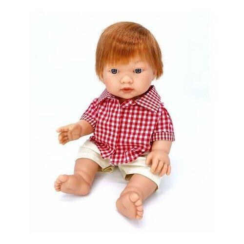 Кукла D'Nenes виниловая 34см LEAN (054018)