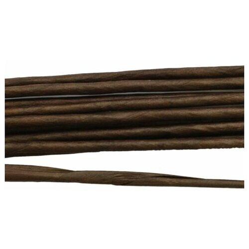 Проволока для флористики диам.3,00мм, 60 см, 10шт. Astra&Craft (коричневый)