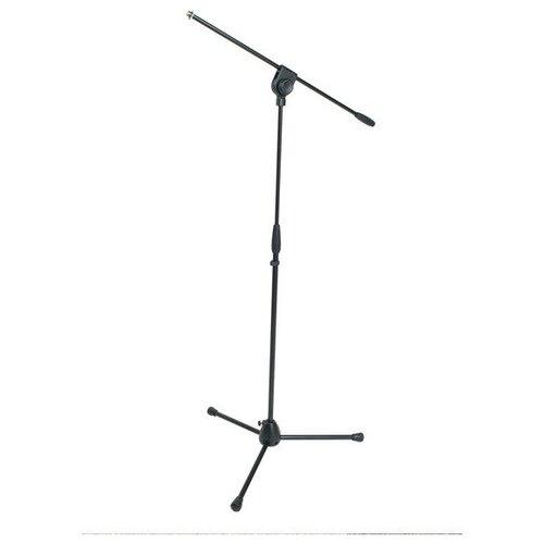 Фото - Микрофонная стойка напольная Proel PRO100BK proel rsm100bk стойка микрофонная