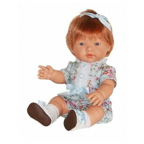 Кукла D'Nenes виниловая 34см LEAN (054022)