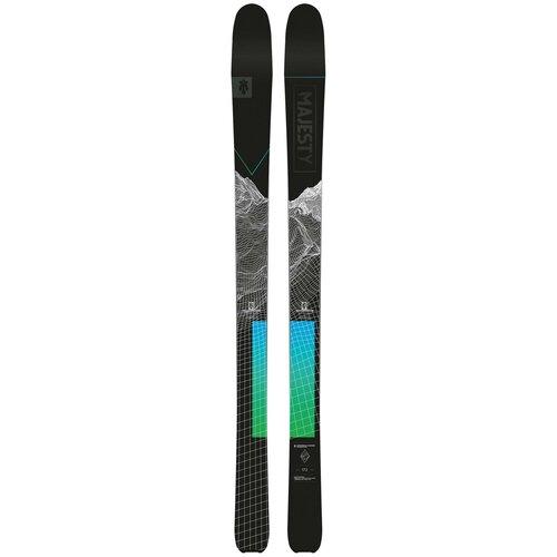 Горные лыжи без креплений Majesty Superwolf Carbon (20/21), 178 см