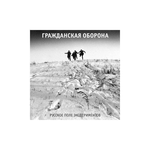 Виниловые пластинки, Выргород, гражданская оборона - Русское Поле Экспериментов (LP)