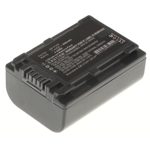 Фото - Аккумуляторная батарея iBatt 600mAh для Sony DCR-SX45E, HDR-CX700E, DCR-SX45, DCR-SX65E, HDR-CX180, HDR-CX180E, DCR-DVD108E, DCR-30, DCR-SX73E, DCR-SR210E аккумулятор ibatt ib u1 f324 3300mah для sony dcr sr62 dcr sr300 hdr hc7 hdr ux5 dcr sr100 hdr ux7 dcr sr45 hdr sr11e dcr sr65 hdr sr10e dcr sx40 dcr dvd610e dcr dvd106e dcr sr42 dcr sr47 hdr sr12e