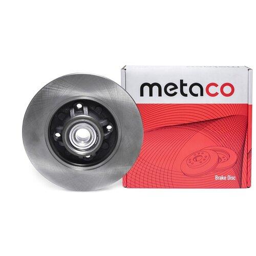 Диск тормозной задний Metaco 3060-040