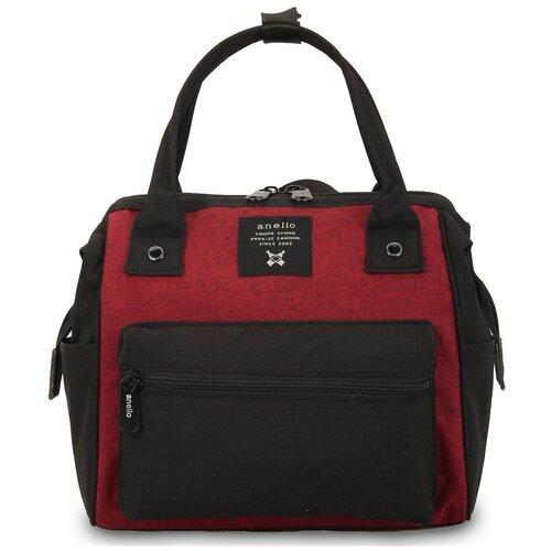 Сумка-рюкзак «Anello Small» 479 Black/Red