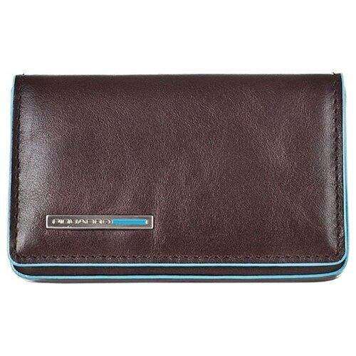 Визитница PIQUADRO Blue Square PP1263B2/MO, коричневый