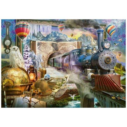 Пазл Schmidt 1000 деталей: Волшебное путешествие