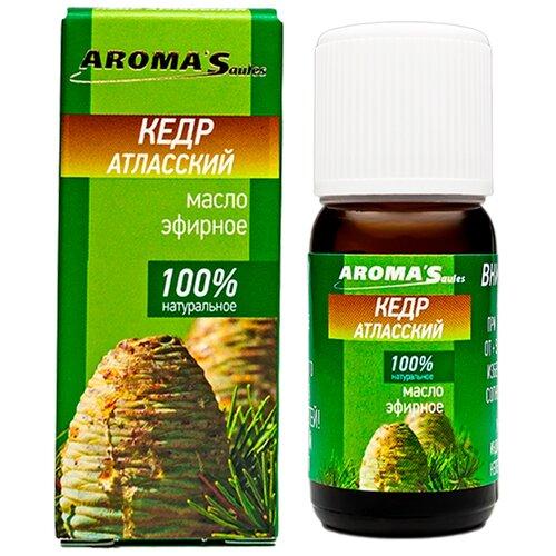 AROMA'Saules эфирное масло Кедр атласский, 10 мл