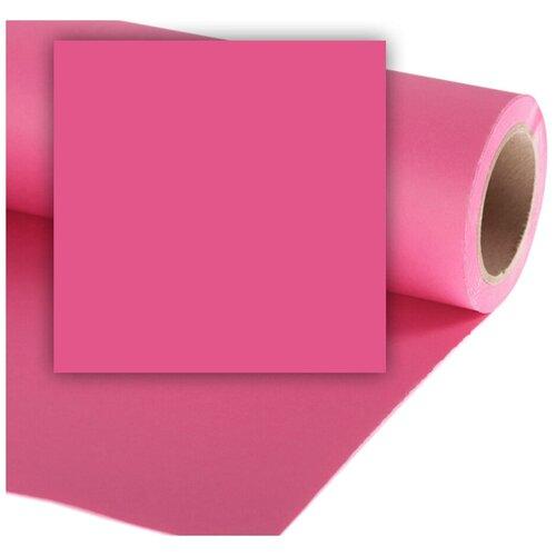 Фото - Фон Colorama Rose Pink, бумажный, 2.7 x 11 м, розовый фон бумажный colorama ll co531 1 35x11 м maize