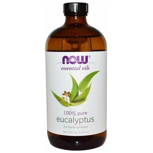 Now Eucalyptus Oil 473 мл