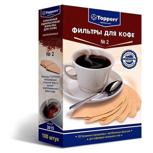 Фильтр для кофеварки Topperr 3015