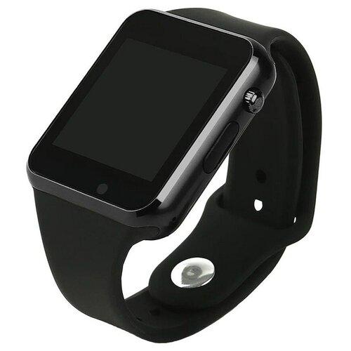 Смарт-часы Smart Watch A1S черные