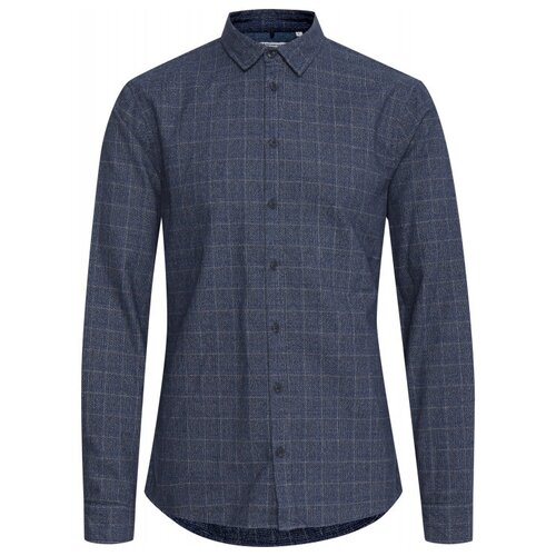 Рубашка BLEND размер XL синий
