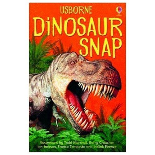 Купить Snap: Dinosaur, Express Publishing, Детская художественная литература
