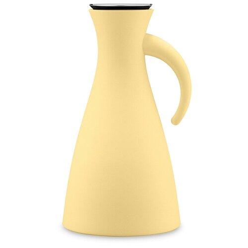 Термокувшин Vacuum 1 л, пластик, цвет желтый, Eva Solo, 502831