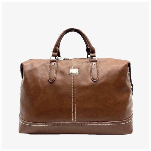 Дорожная сумка David Jones 5310 brown