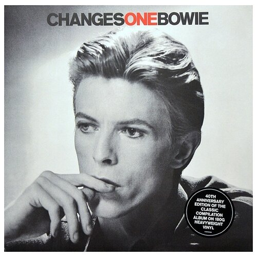 David Bowie. ChangesOneBowie (40th Anniversary) (виниловая пластинка) недорого