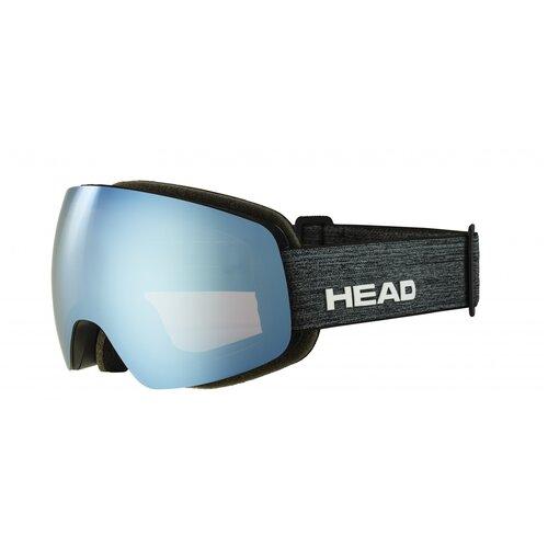 Маска HEAD Globe 5K + SpareLens black/blue
