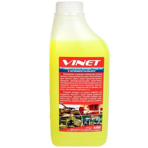 Очиститель пластика и искуственной кожи ATAS VINET 1кг