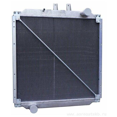 Радиатор охлаждения двигатель ЯМЗ-5340 ЕВРО-5 пневмоподвеска ГАЗ для ГАЗ ГАЗон Next (2013 - )