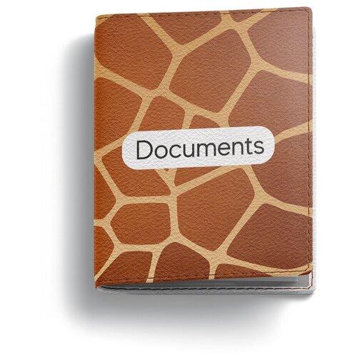 Обложка на паспорт и автодокументы UNCLE DAD