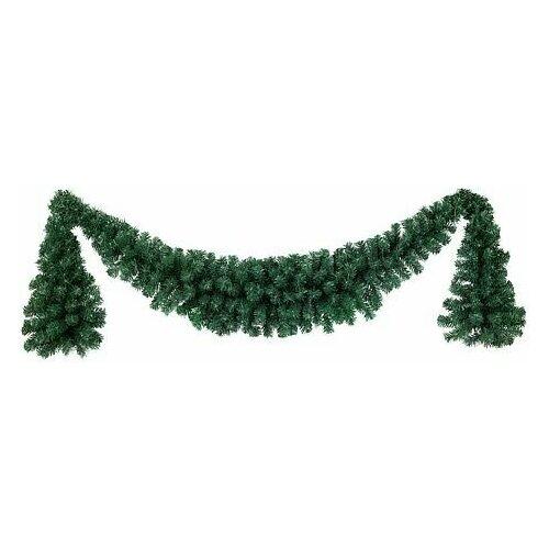 Хвойный декор сваг представительский, хвоя - PVC, 180х60 см, Kaemingk