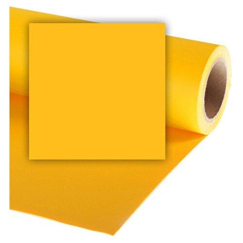 Фото - Фон Colorama Buttercup, бумажный, 2.18 x 11 м, желтый фон бумажный colorama ll co531 1 35x11 м maize