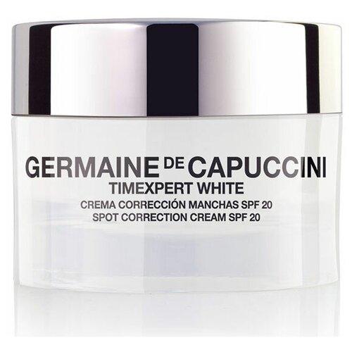 Germaine de Capuccini Timexpert White Жермен де Капучини Крем для коррекции пигментных пятен (Spot Correction Cream SPF20 50 ml) недорого