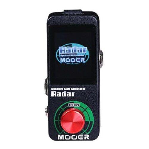Mooer Radar Эмулятор гитарного кабинета