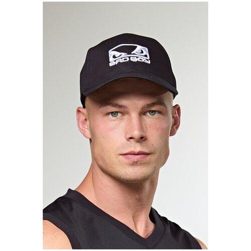 Бейсболка/Кепка Bad Boy 3D Logo черный/белый недорого