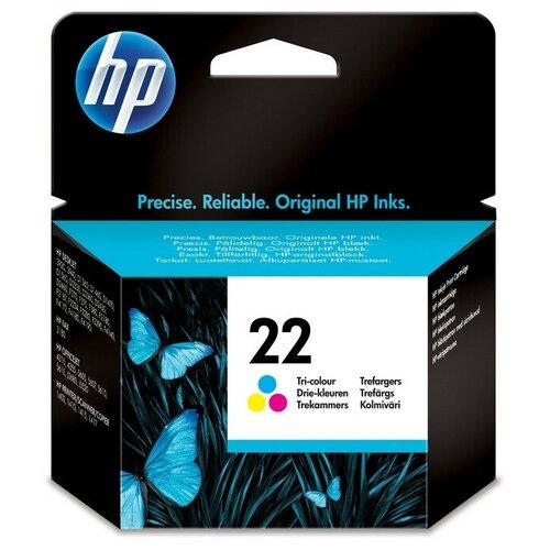 Картридж струйный HP 22 C9352AE цв. для DJ F370/F380/F2180/F4180
