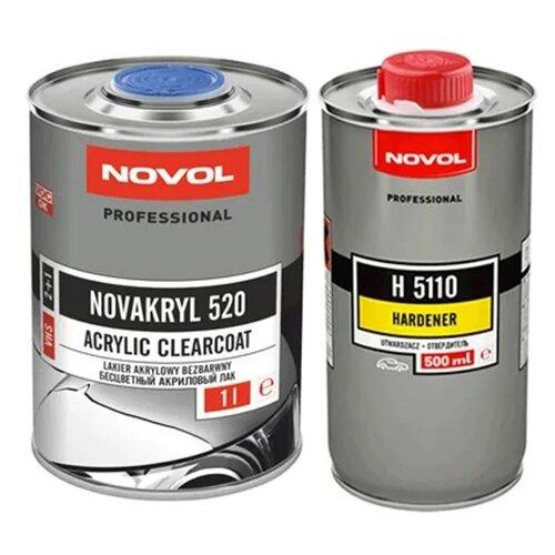 Лак NOVOL Novakryl 520, H 5110 1000 мл 500 мл