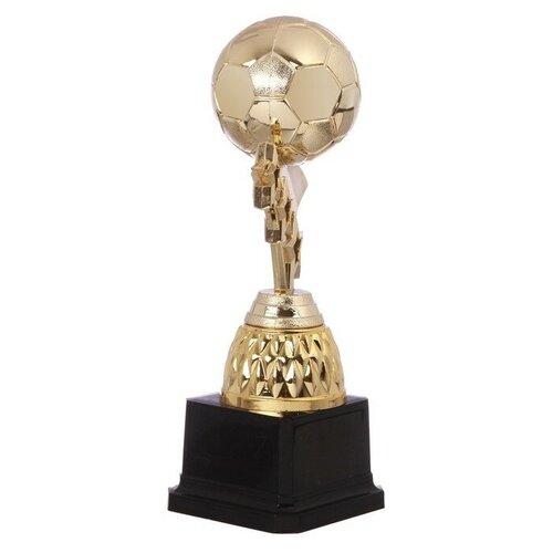 Кубок спортивный 173 Цвет зол, черн подставка 17.5 х 6 х 6 см 3594074 по цене 835