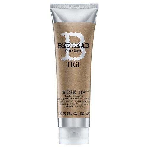Купить TIGI BED HEAD FOR MEN WISE UP - шампунь для мужщин детокс, 250 МЛ