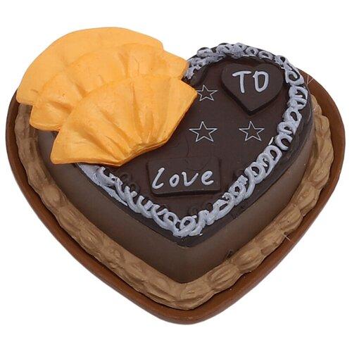 AR786 Тортик-миниатюра 'To love' 4*4см