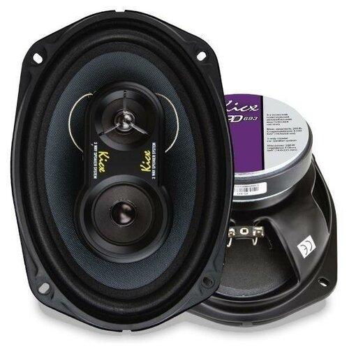 Автомобильная акустика Kicx PD-693