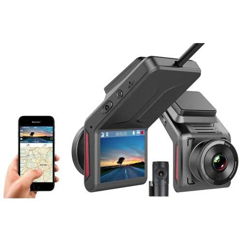 Автомобильный видеорегистратор Blackview ULTIMA ver.B с WiFi, GPS,4G LTE - удаленный мониторинг из любой точки мира.