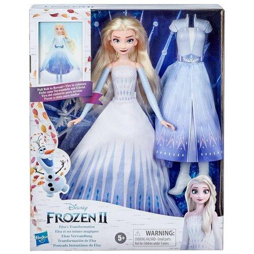 Кукла Disney Frozen Холодное Сердце 2 Эльза в королевском наряде E94205L0