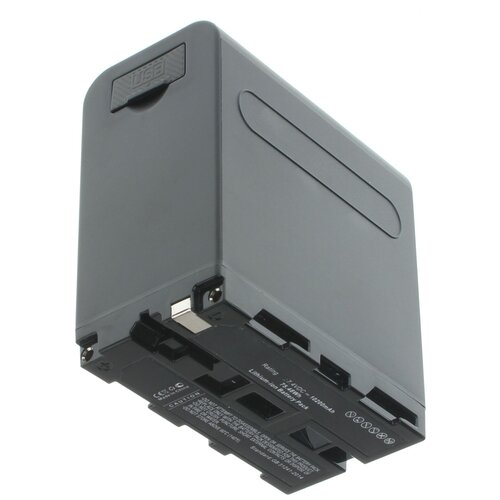 Аккумуляторная батарея iBatt 10200mAh для Sony PLM-A35 (Glasstron), CCD-TRV36E, CCD-TRV94E, DCR-TRV125E, CCD-TR3200E, DCR-TRV210E, DCR-TRV720E