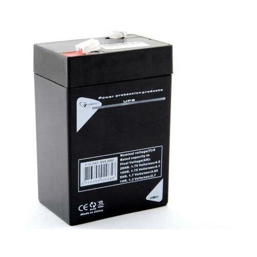Gembird Батарея Gembird 6V4.5AH BAT-6V4.5AH