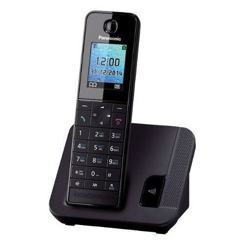 Радиотелефон Panasonic KX-TGH210 Черный