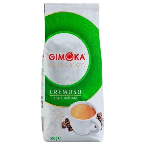Кофе зерновой Gimoka Cremoso 500г.