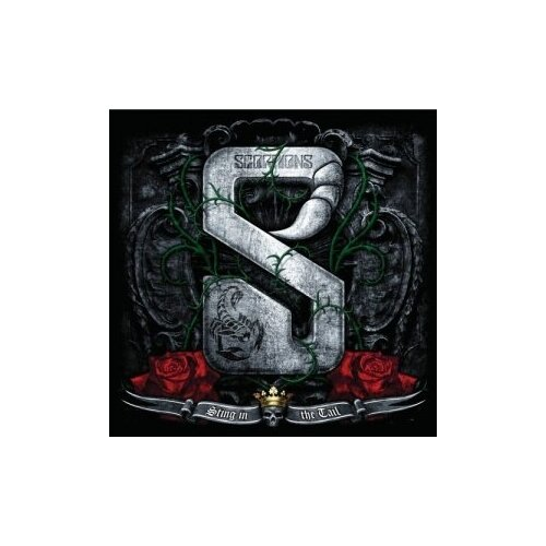 Компакт-диски, Sony Music, SCORPIONS - Sting In The Tail (CD)