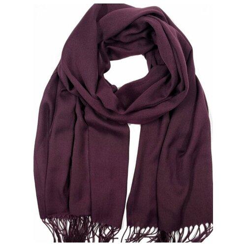 Палантин, Sergio Valentini, цвет: Темно-фиолетовый, 64 х 170 см
