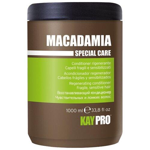 kaypro шампунь macadamia Кондиционер KAYPRO Macadamia увлажняющий - 1000 мл.