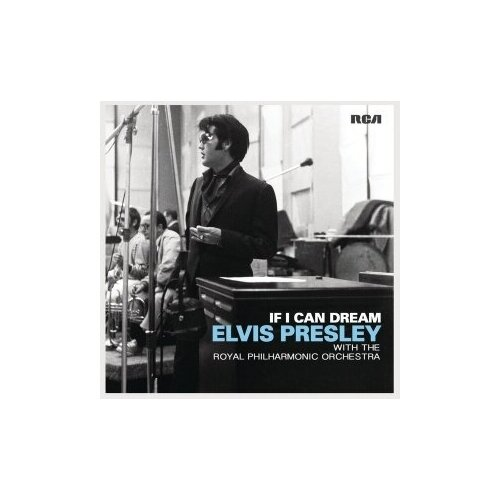 Фото - Компакт-диски, RCA , ELVIS PRESLEY WITH THE ROYAL PHILHARMONIC ORCHESTRA - If I Can Dream (CD) new total english starter workbook with key cd