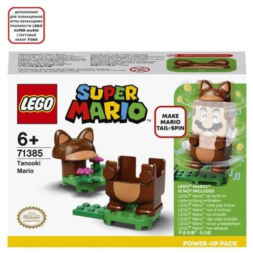 Конструктор LEGO Super Mario 71385 Набор усилений Марио Тануки