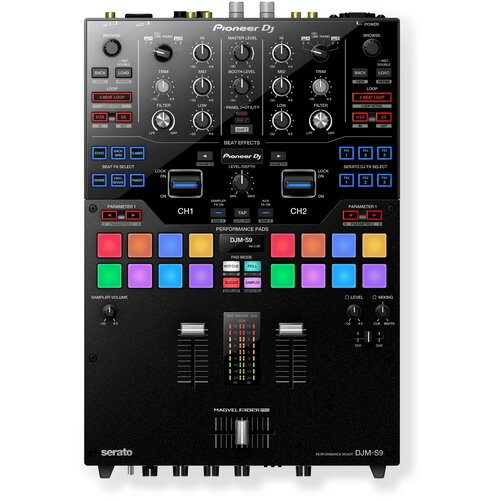 Микшерный пульт PIONEER DJM-S9 (для профессиональн