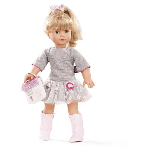Gotz GOTZ Коллекционная кукла Готц (Gotz) Кукла Джессика в сером (46 см)